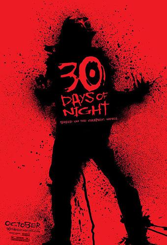 El tercer, y último, nuevo cartel de 30 Days of Night
